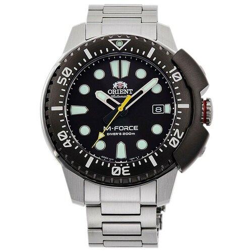 Часы Orient RA-AC0L01B мужские часы orient ra ab0027n1