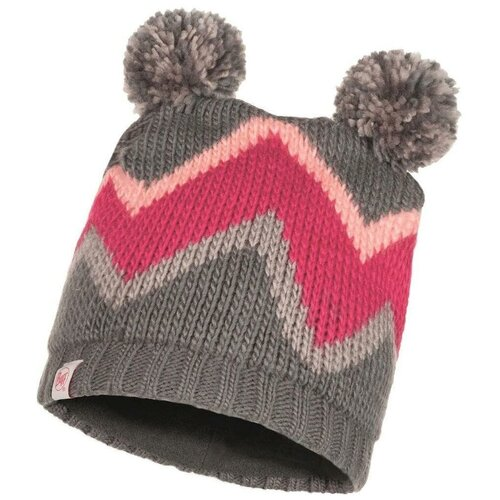 Шапка Buff Child Knitted & Polar Hat Arild Grey Child