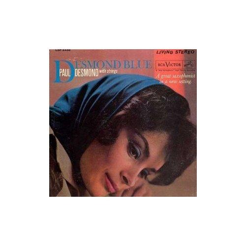 Компакт-диски, Sony Music, PAUL DESMOND - Desmond Blue (CD)