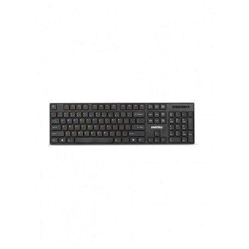 Клавиатура проводная мультимедийная Smartbuy ONE 238 USB черная (SBK-238U-K)/20
