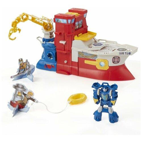 Игровой набор Playskool Трансформеры Боты-спасатели Хай Тайд