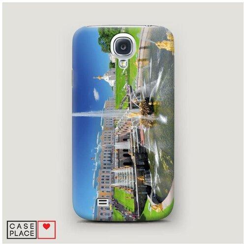 Чехол Пластиковый Samsung Galaxy S4 Петергоф