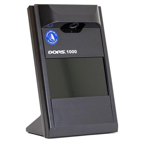 Детектор валют Dors 1000 - M3, черный