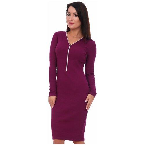 платье noisy may 27006197 женское цвет мультиколор mandarin red полоски р р 44 s Платье женское Миллена Шарм Блеск приталенного силуэта фиолетового цвета 46 р-р