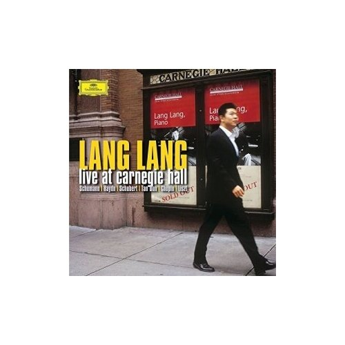 simply red stay live at the royal albert hall Виниловые пластинки, Deutsche Grammophon, LANG LANG - Live At Carnegie Hall (2LP)