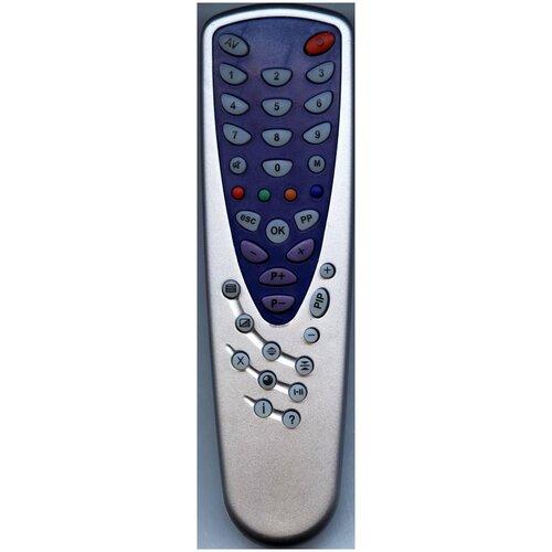 Пульт Huayu для телевизора Витязь 29 CTV 721-6 PW Flat Luxor