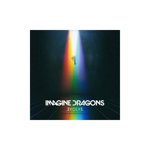 Виниловые пластинки, KIDinaKORNER, IMAGINE DRAGONS - Evolve (LP)