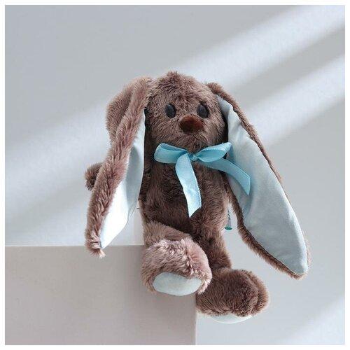 Зайки Li&Lu Мягкая игрушка брелок «Малыш Lu», зайка