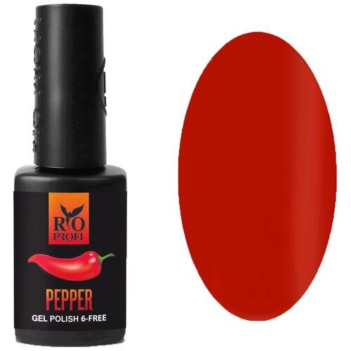 Купить Гель-лак для ногтей Rio Profi Pepper, 7 мл, №4