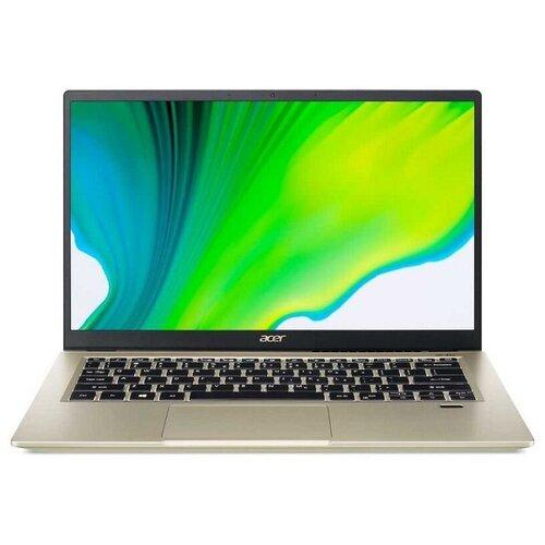 Ноутбук Acer Swift 3 SF314-510G-74N2 (NX.A10ER.008), gold