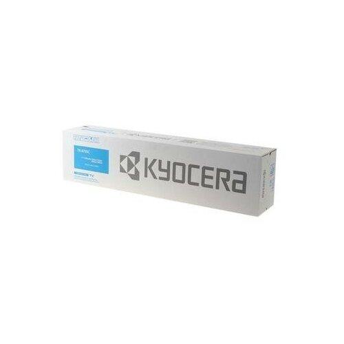 Фото - Картридж лазерный Kyocera TK-8735C 1T02XNCNL0 голубой оригинальный картридж лазерный kyocera tk 160
