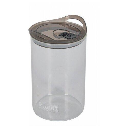 Банка для сыпучих продуктов Linea Desco, 1,6 литра