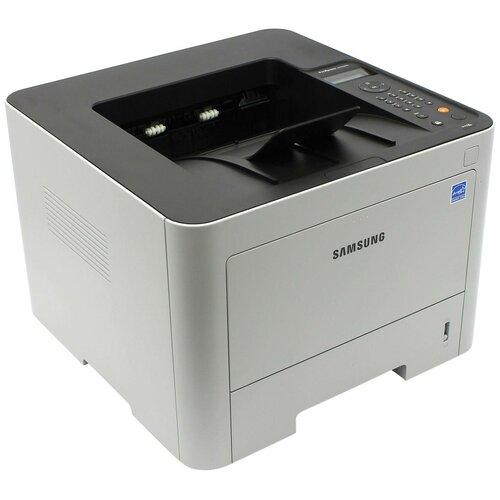 SAMSUNG SL-M4020ND/XEV принтер лазерный {A4, 40/42ppm, 1200x1200, USB, LAN, 256Mb} [ss383z]