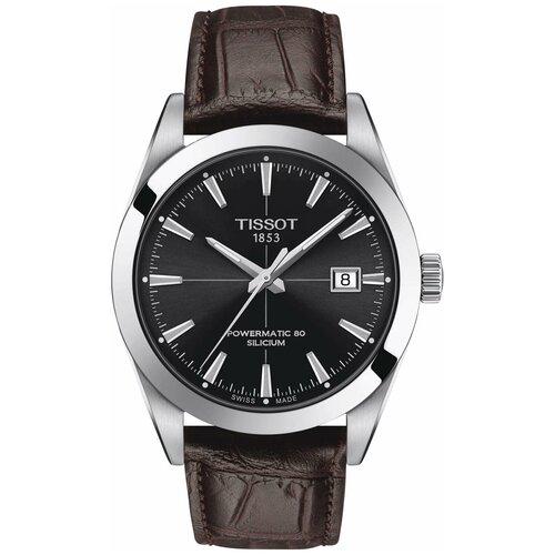Наручные часы Tissot Gentleman Powermatic 80 Silicium T127.407.16.051.01