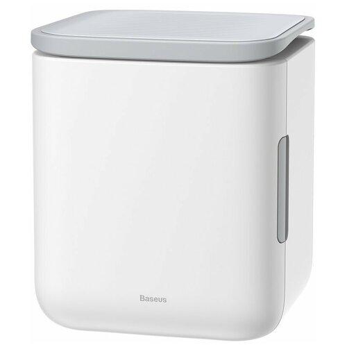 Мини-холодильник Baseus Igloo Mini Fridge for Students (6L Cooler and Warmer)220V EU Белый (ACXBW-A02)