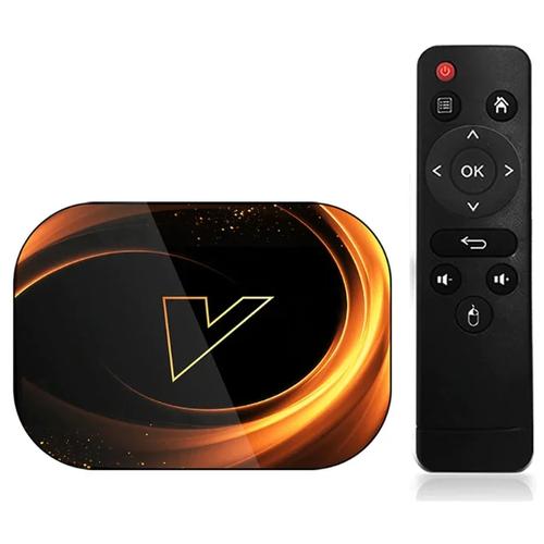 Фото - ТВ-приставка Vontar X3 4/32 Gb, черный тв приставка vontar x3 4 128 gb черный
