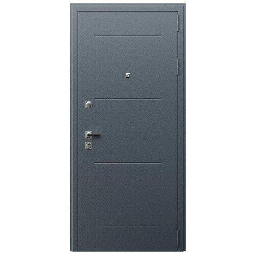 Дверь входная «Техно XN 99» дуб стальная в квартиру