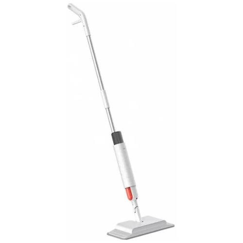 Швабра Xiaomi Deerma Spray Mop TB900, белый швабра с распылителем xiaomi deerma sweep mop dem tb900 white выгодный набор серт 200р