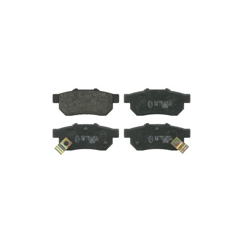 NIBK pn8206 (05860177970 / 06022SP8000 / 06430SAAJ50) колодки тормозные дисковые Honda (Хонда) fit 1.3 2008 - Honda (Хонда) Jazz (Джаз) 1.3 2002 - 2008 Honda (Хонда) fit 1.5 2002 - 2