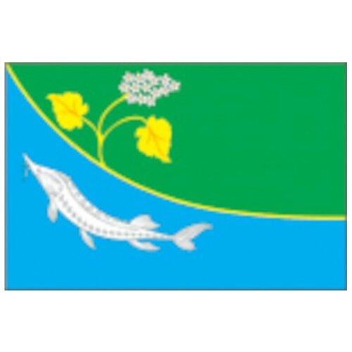 Флаг Ленинского района (Волгоградская область)