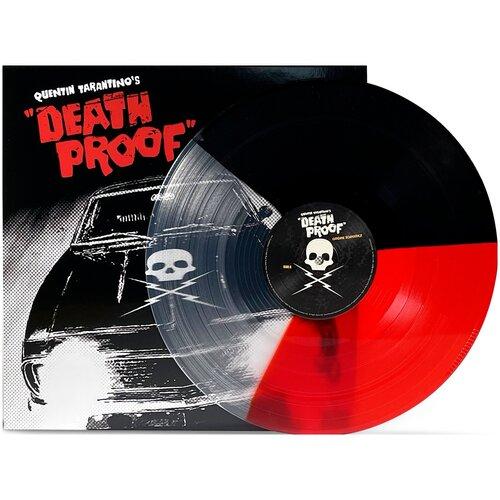 V/A – Quentin Tarantino`s Death Proof Coloured Vinyl (LP)