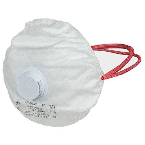 Респиратор АЛИНА 310 10 шт. белый