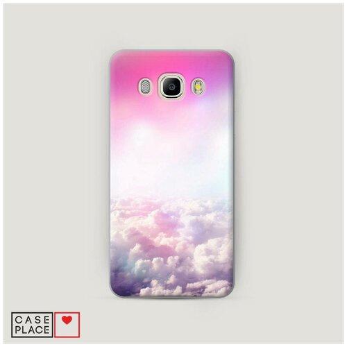 Чехол Пластиковый Samsung Galaxy J5 2016 Постельные облака