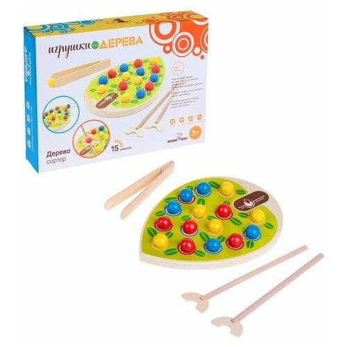 сборная модель мир деревянных игрушек ракетная установка п052 Мир деревянных игрушек Сортер Дерево