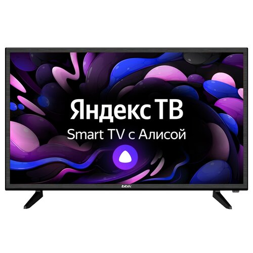 Фото - Телевизор BBK 32LEX-7289/TS2C 32 (2020) на платформе Яндекс.ТВ, черный bbk 32lex 7272 ts2c 32 черный