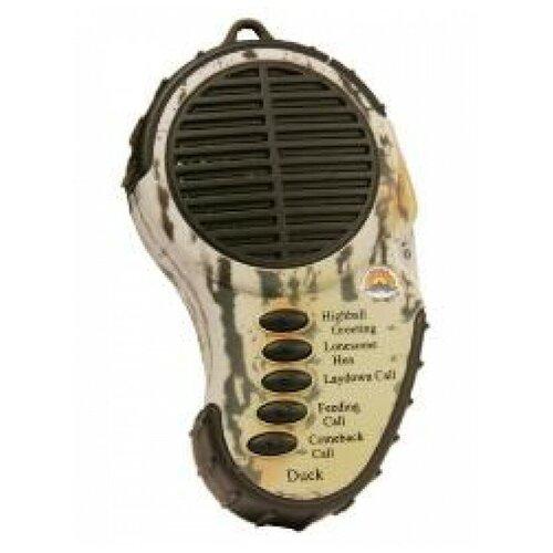 Звуковой имитатор Cass Creek на утку, 5 звуков cc003 Cass Creek