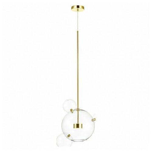 Фото - Подвесной светильник Odeon Light Bubbles 4640/12LA потолочный светильник odeon light bubbles 4640 12la 12 вт