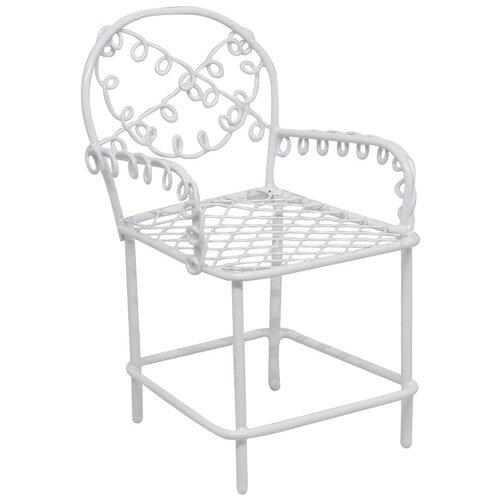 Металлическое мини-кресло 5, 6*9*5 см