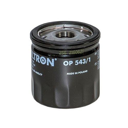 Масляный фильтр FILTRON OP 543/1 фильтр масляный filtron op 592 1