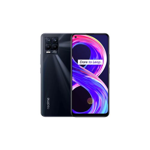 Смартфон Realme 8 Pro 6/128 глубокий черный