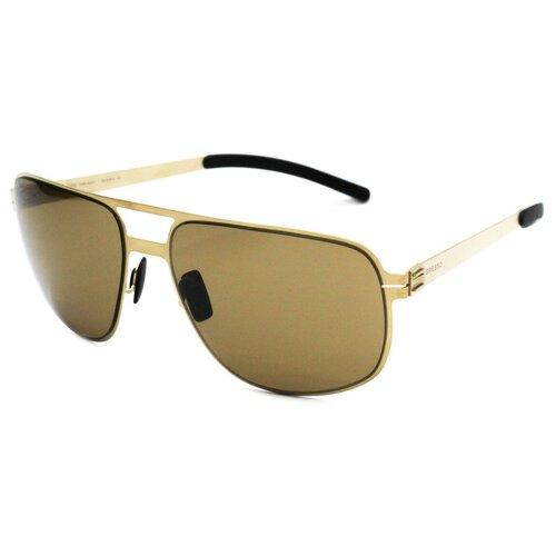 Солнцезащитные очки GRESSO G6003 оранжевые