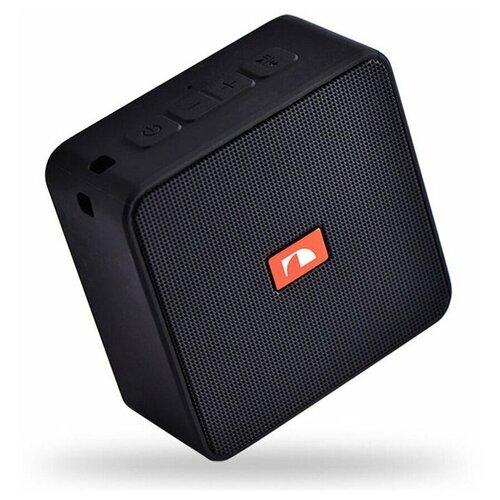 Портативная акустика Nakamichi Cubebox BLK портативная акустика sven ps 68 черный
