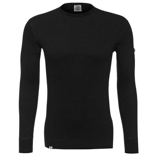 Фото - Рубашка мужская Lopoma X-Therm 3130 А, 240 г/м2, чёрный, XL термобелье низ lopoma lopoma mp002xw0dl9k