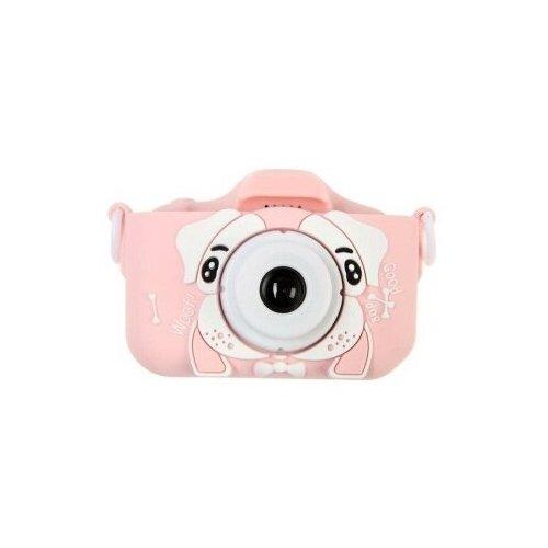 Фото - Детский цифровой фотоаппарат Собачка Розовый / Kids Camera Pink детский цифровой фотоаппарат собачка розовый kids camera pink
