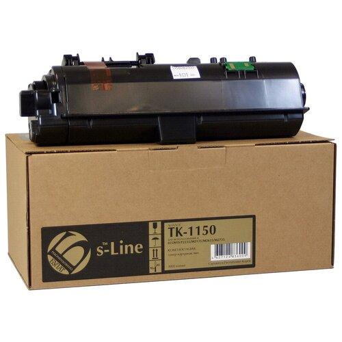 Тонер-картридж булат s-Line TK-1150 для Kyocera ECOSYS P2235 (Чёрный, 3000 стр.)
