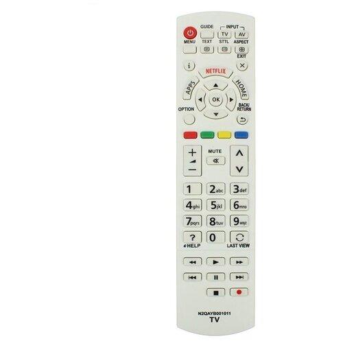 Фото - Пульт ДУ Panasonic N2QAYB001011 LCD TV (Netflix) пульт ду panasonic eur 7722x20 universal dvd vhs system