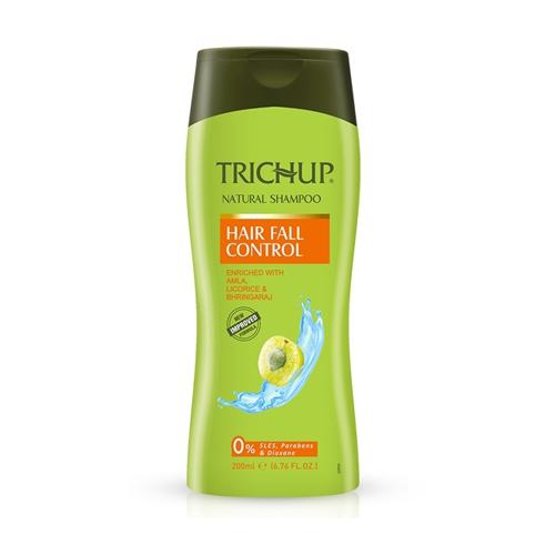 Купить Шампунь Контроль выпадения волос Тричуп Hair Fall Control Shampoo Trichup 200 мл.