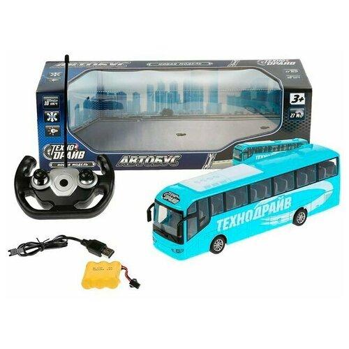ТехноДрайв Техно Драйв Автобус на радиоуправлении (свет) B1555448-R