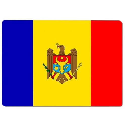Коврик для мыши Флаг Молдовы
