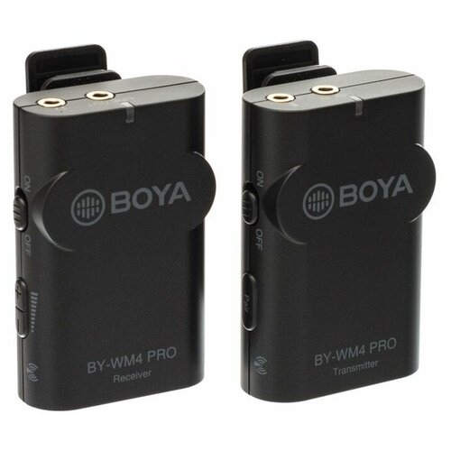 Радиомикрофонная система BOYA BY-WM4 PRO K1