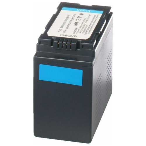 Аккумулятор iBatt iB-U1-F317 5400mAh для Hitachi DZ-MV208E, DZ-MV270, DZ-MV100, DZ-MV200E, DZ-MV100A, DZ-MV100E, DZ-MV200, DZ-MV200A, DZ-MV230, DZ-MV230A, DZ-MV230E, DZ-MV238E, DZ-MV250, DZ-MV270A, DZ-MV270E,