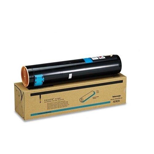 Фото - Тонер-картридж Xerox 016194400 Cyan тонер картридж xerox 006r01141