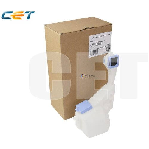 Бункер отработанного тонера CE254A для HP Color LaserJet CM3530/3525dn, LaserJet Enterprise 500 Color M551dn/MFP M570dn/575dn (CET), CET6907