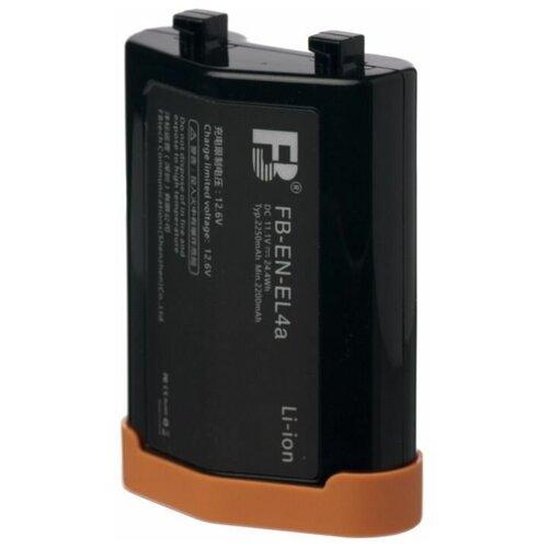 Фото - Аккумулятор FB EN-EL4 для Nikon d3X, d3S, d3, d2Xs, d2H аккумулятор fb en el1 для nikon coolpix 4800 5000 5400 5700 8700