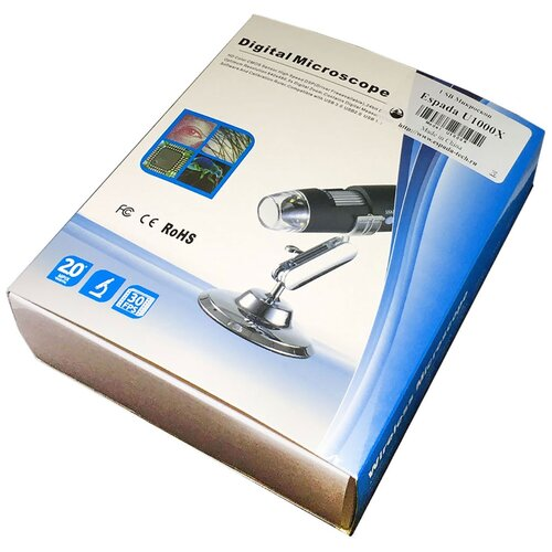 USB-микроскоп цифровой Espada U1000x