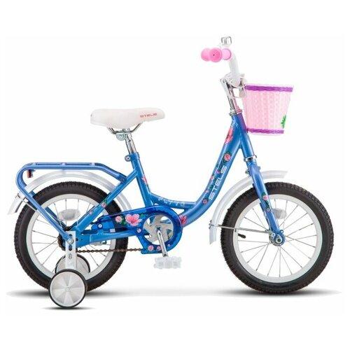 Велосипед Stels Flyte Lady 14 Z011 (2019) 14х9,5 бирюзовый (требует финальной сборки)